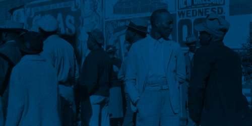 Musiques afro-américaines :  une Histoire à quatre temps  1896, 1920, 1962, 2003