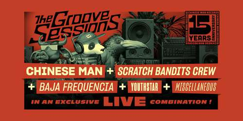 The Groove Sessions Live - Reporté au 11/11